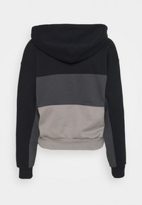 Abercrombie & Fitch - LAYER CHASE - Hoodie - black - 1