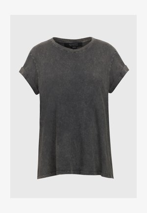 ANNA TEE - T-shirt basic - black