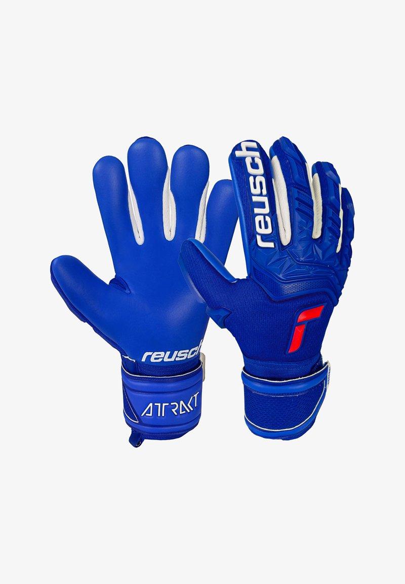 Reusch - ATTRAKT FREEGEL  - Goalkeeping gloves - blau