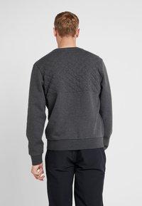 Patagonia - QUILT CREWNECK  - Sweatshirt - forge grey - 2