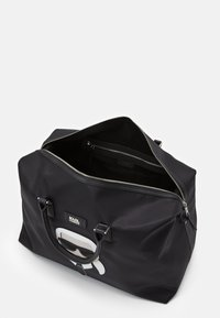 KARL LAGERFELD - K/IKONIK  - Sac week-end - black - 2