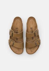 Birkenstock - ARIZONA - Pantofole - natura mud green - 3
