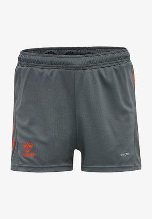 ACTION - Sports shorts - turbulence/fiesta