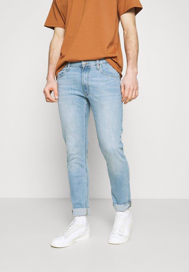 LUKE - Jean slim - bleached cody