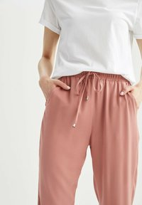 DeFacto - Trousers - light pink - 3