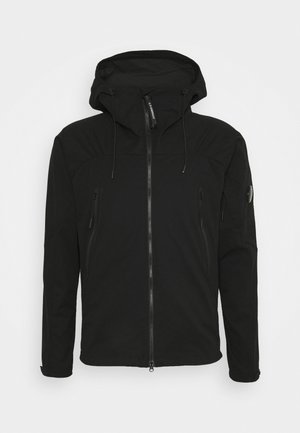 OUTERWEAR MEDIUM JACKET - Summer jacket - black