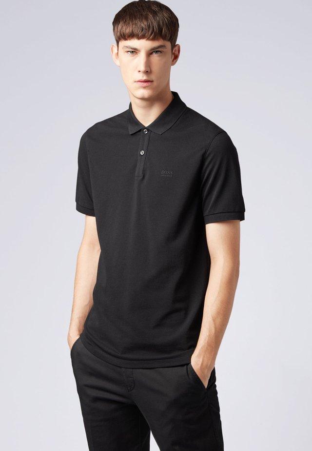 PALLAS - Polo shirt - black