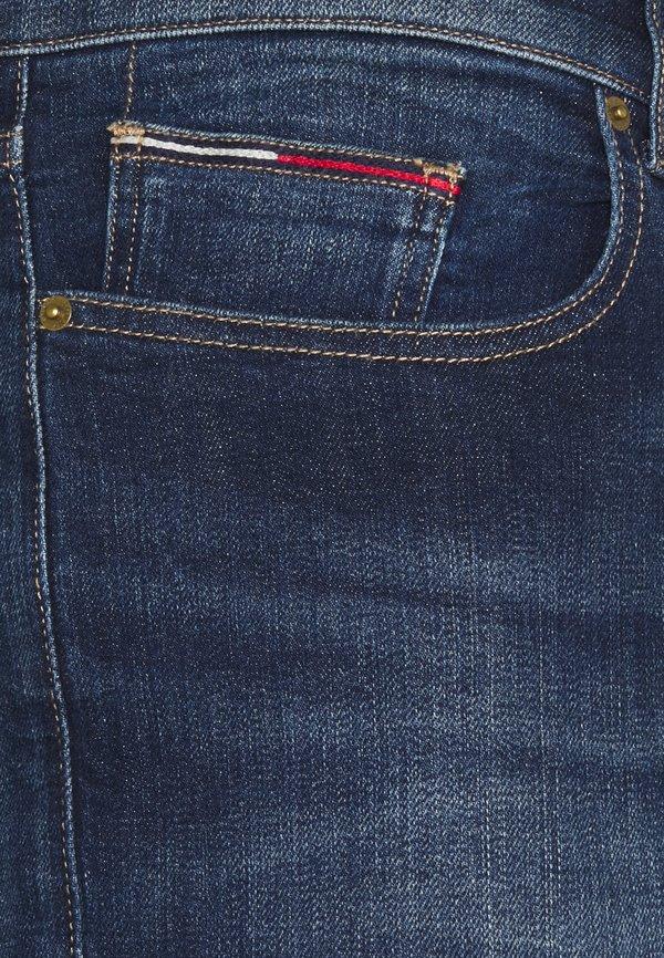 Tommy Jeans Plus SCANTON SLIM - Jeansy Slim Fit - canyon/niebieski denim Odzież Męska GVUO