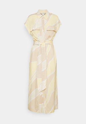 ARIANA DRESS - Blousejurk - yellow