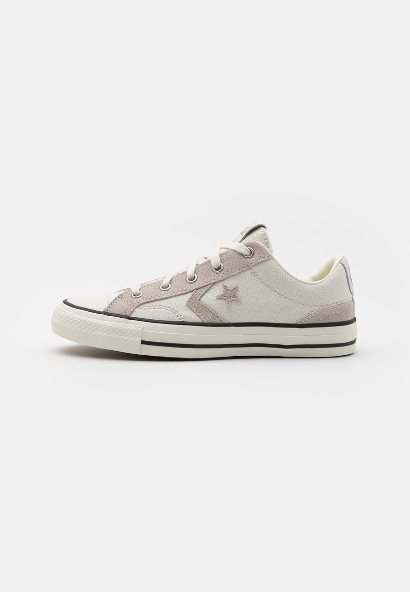 Converse - STAR PLAYER UNISEX - Trainers - vaporous gray/string/egret