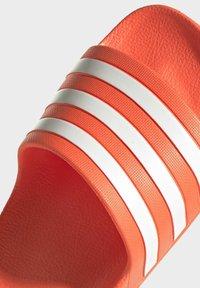 adidas Performance - ADILETTE AQUA - Pool slides - orange - 8