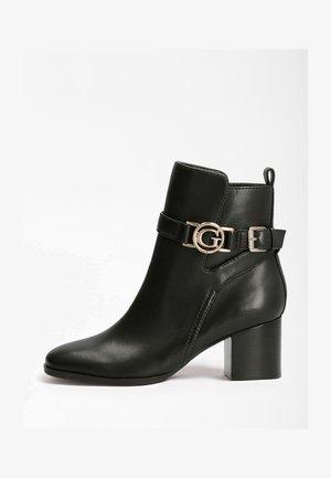 PERTESA - Ankle boots - schwarz