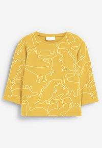 Next - 3 PACK DINOSAUR - Print T-shirt - yellow - 2