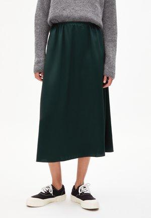 APOLONIAA - A-line skirt - vintage green