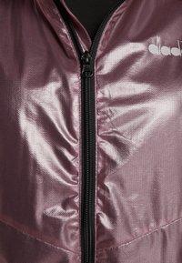 Diadora - X-RUN JACKET - Hardloopjack - violet boysenberry - 6