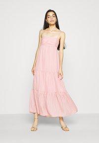 Forever New - FAITH TIERED MIDI DRESS - Maxi dress - blush - 1
