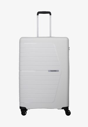 Wheeled suitcase - weiss