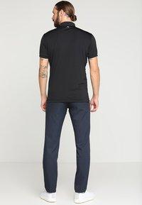 J.LINDEBERG - TOUR TECH - T-shirt de sport - black - 2