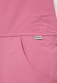Burton - WOMENS CHASEVIEW OVERALL - Outdoor trousers - rosebud - 7