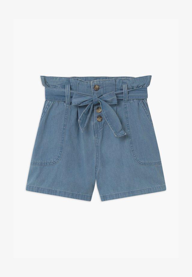 TEEN GIRL - Farkkushortsit - jeansblau