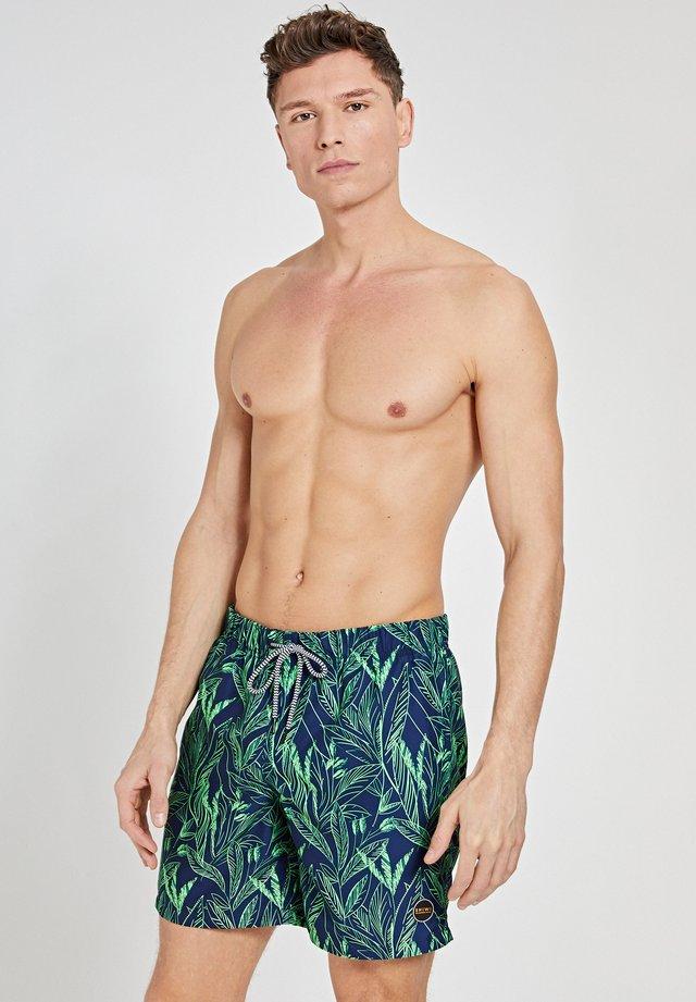 Zwemshorts - new neon green