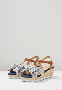 Friboo - Sandals - blue - 3