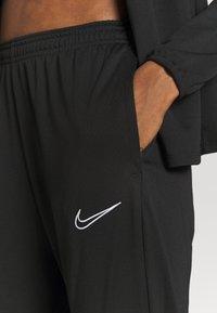Nike Performance - ACADEMY 21 TRACKSUIT - Tuta - black/white - 5