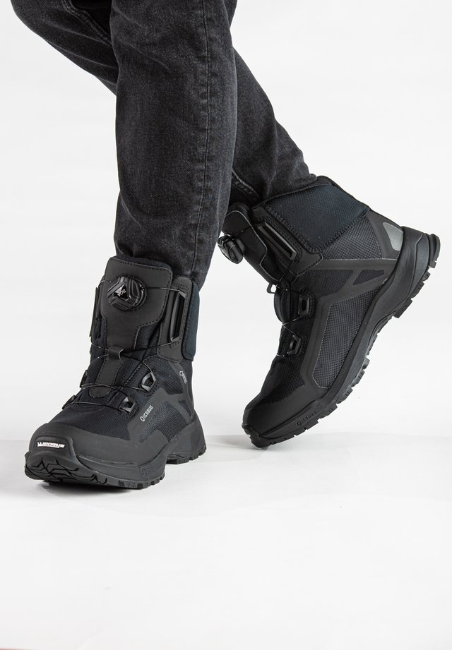 WALKABOUT W MICHELIN WIC GTX - Winter boots - black
