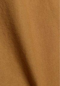 Esprit - Trousers - camel - 8