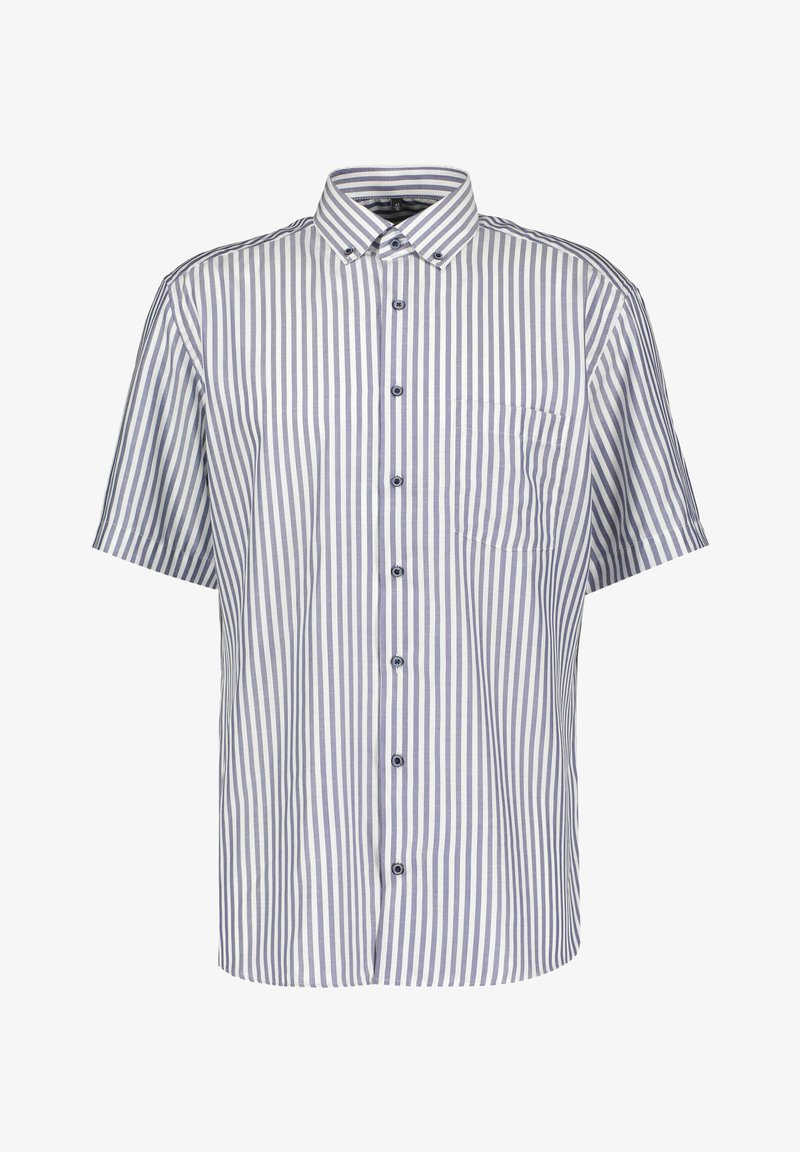 Eterna - MODERN FIT - Shirt - blau