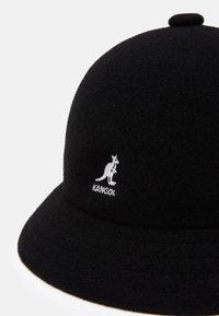 Kangol - CASUAL UNISEX - Hat - black - 3
