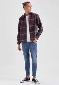 DeFacto - OVERSHIRT - Camicia - red - 1