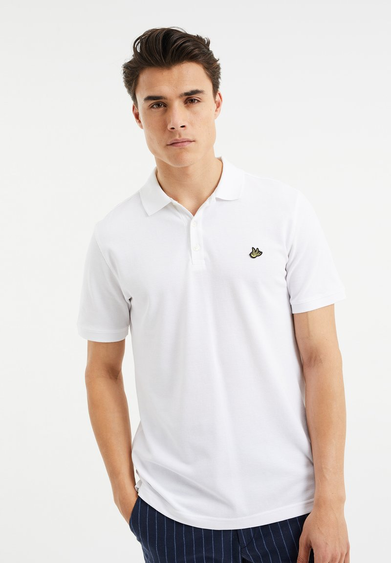 WE Fashion - Poloshirt - white
