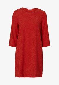 Indiska - MISHA - Jersey dress - red - 2