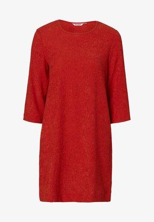 MISHA - Jersey dress - red