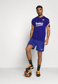 Nike Performance - FC BARCELONA SHORT HA - Sports shorts - deep royal blue/varsity - 1