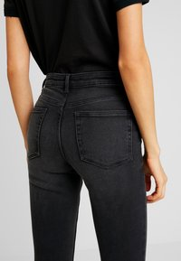 Pieces - Jeans Skinny Fit - black - 5
