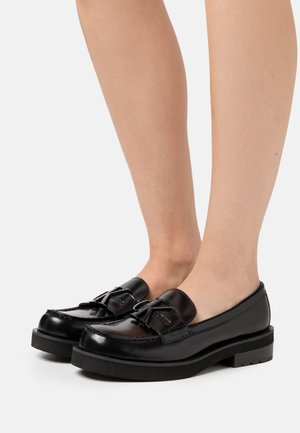 NICKOLL - Slip-ons - black