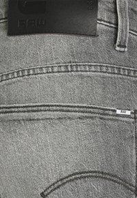 G-Star - Jeansshorts - black stretch denim - 5