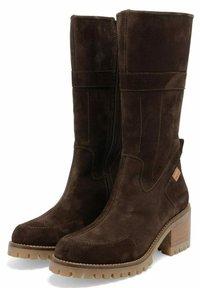Greyder Lab - KATE - Boots - dark brown - 1
