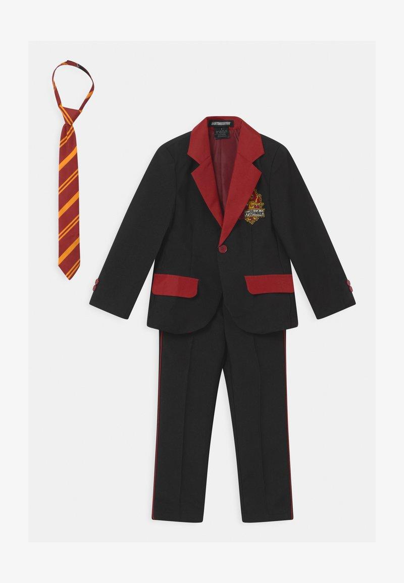 Suitmeister - BOYS HARRY POTTER GRYFFINDOR SET - Oblek - black