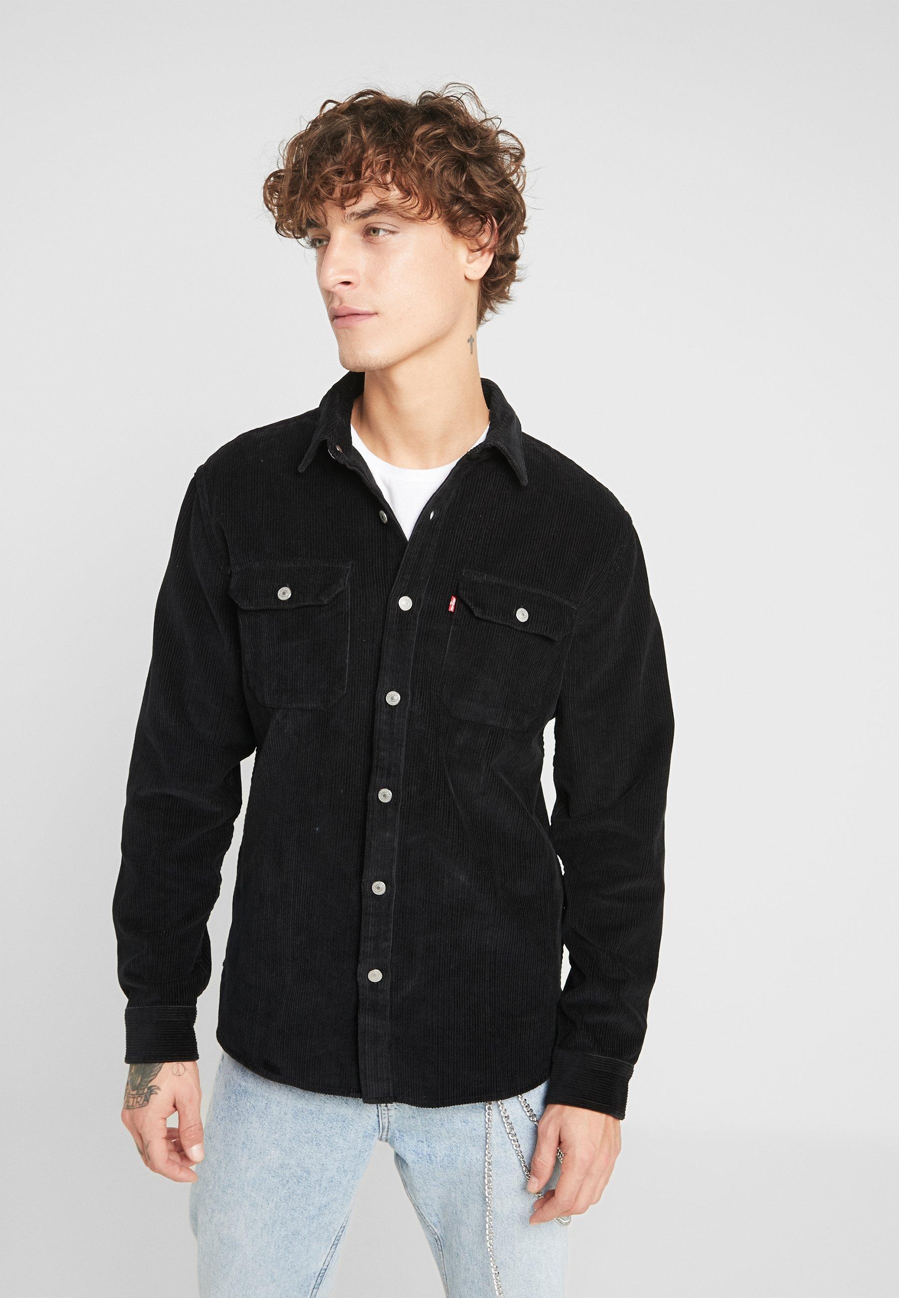 Levi's® JACKSON WORKER Skjorte mineral black Zalando.no