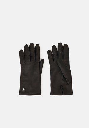 GUANTI GLOVES - Gloves - nero