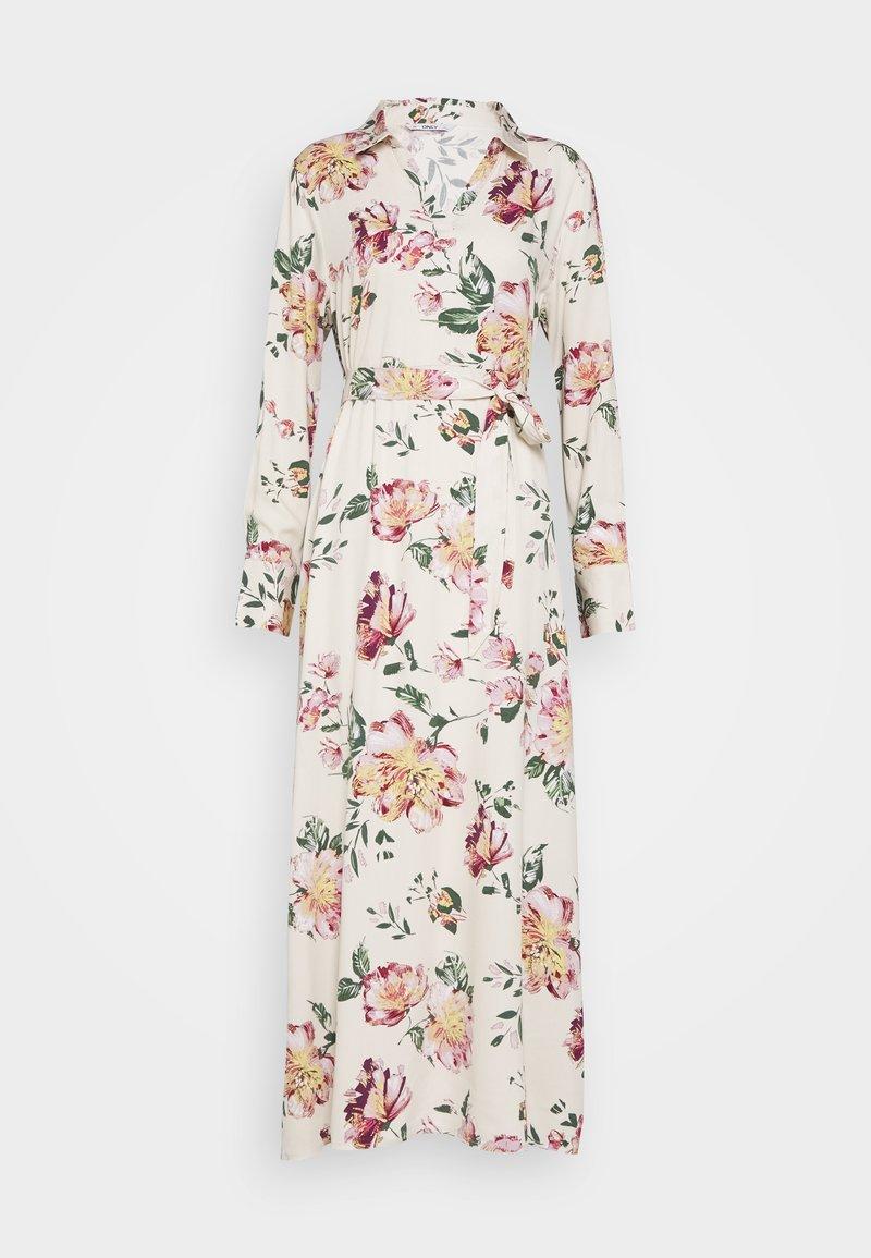 ONLY - ONLALMA LIFE DRESS - Day dress - cloud dancer/jasmin flower