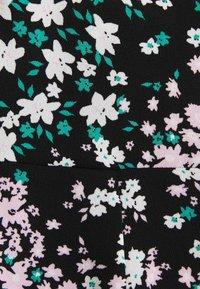 Dorothy Perkins Petite - DITSY PLAYSUIT - Jumpsuit - black - 2