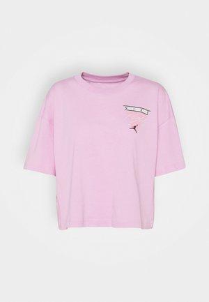 ESSEN TEE - Camiseta estampada - arctic pink