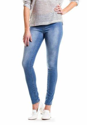 TRATTAMENTO CON ALOE VERA - Jeans Skinny Fit - lavaggio blu chiaro (super stone wash)