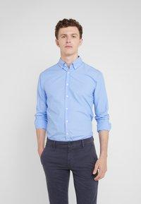 BOSS - MABSOOT SLIM FIT - Shirt - light blue - 0