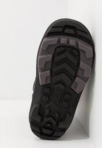 Viking - EXTREME - Botas de agua - black/charcoal - 5