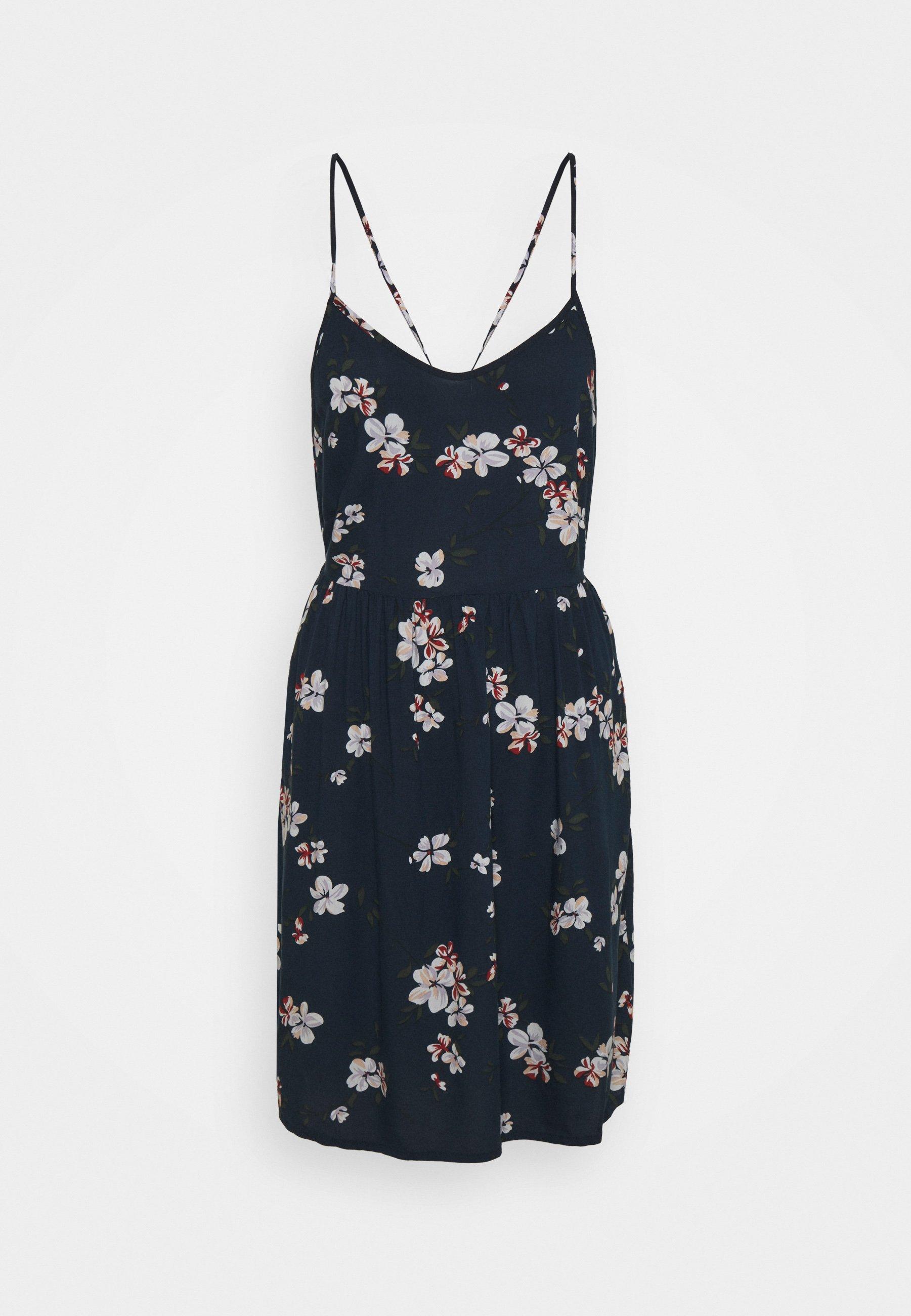 Women PCBEAUTY STRAP TIE DRESS - Day dress